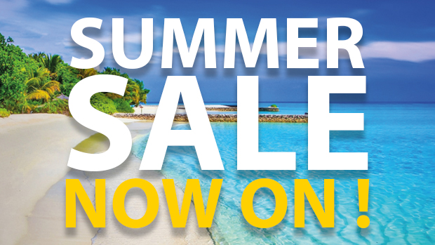 Summer Sale at Poppys