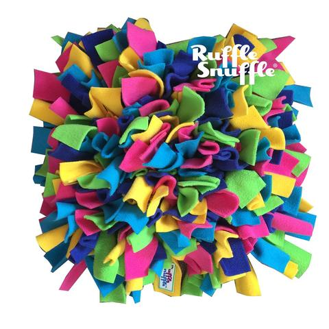 Ruffle Snuffle Mat: Blog Review by WildPaws Online Pet Shop