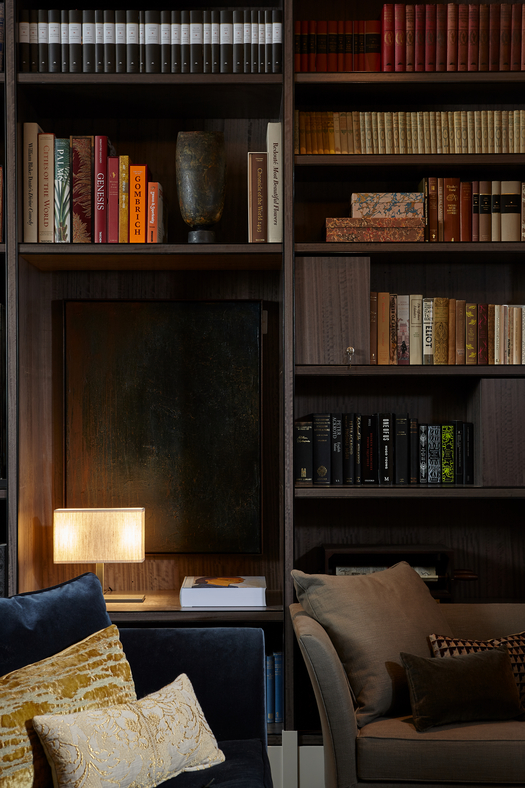 Young Street Apartments, London. Interior Design by Precious Mcbane