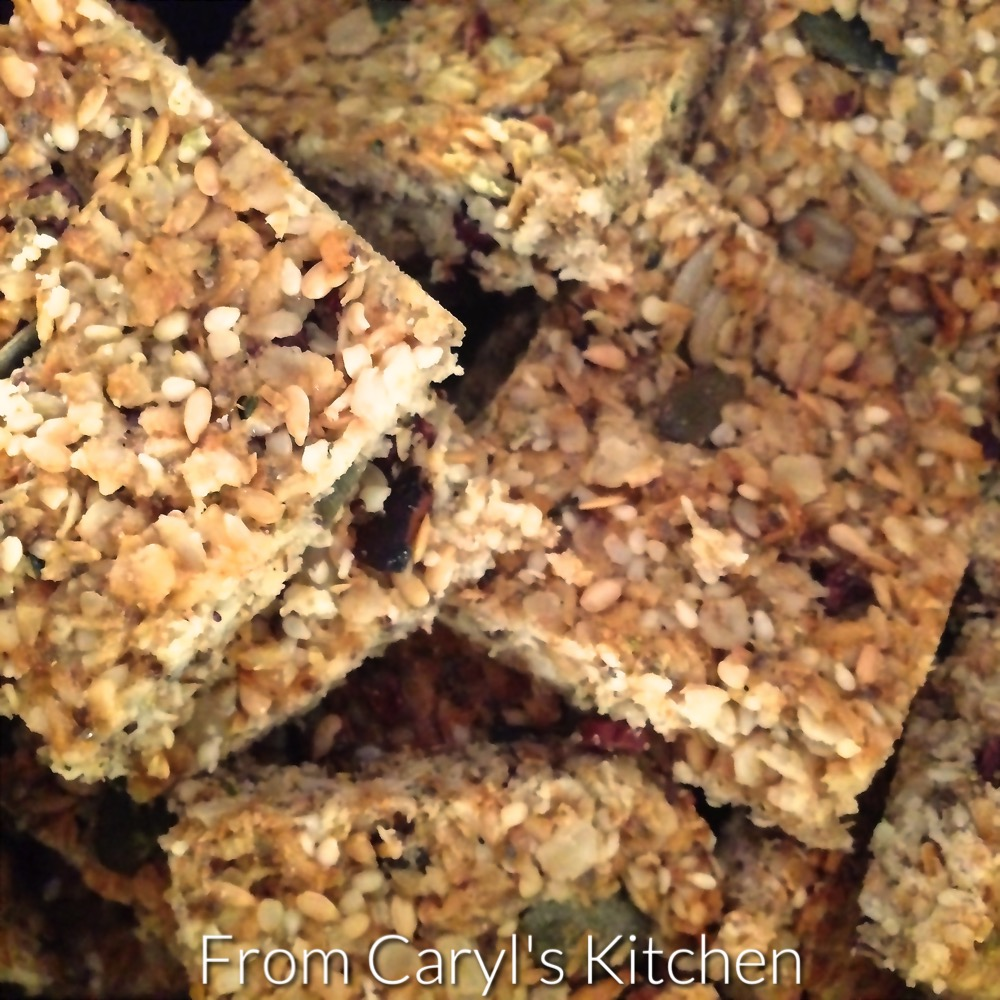 Coconut Seed Slices