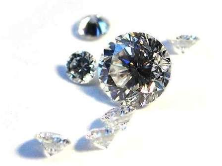 cut Diamonds