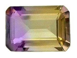 Healing Ametrine cut crystal