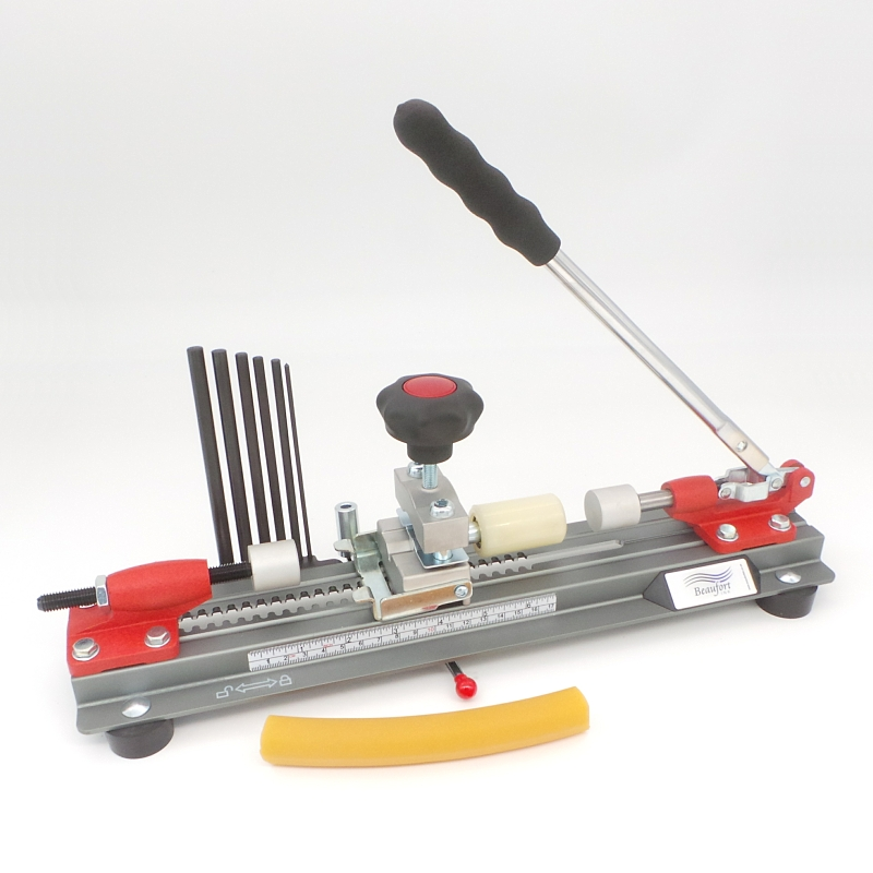 With our new pen assembly/disassembly press you can assemble or dismantle pen kits with the same tool