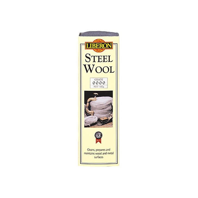 Liberon 0000 steel wool is absolutely the finest grade of steel wool we have ever found